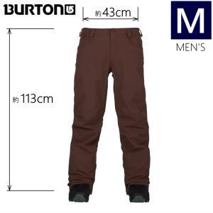 【ラス1】◎メンズ[Mサイズ]18 BURTON WOLFEBORO PNT カラー:Chestnut バートンのスキー・スノーボード用アウターウェア ファッション性と機能性を兼ね揃えた|off-1