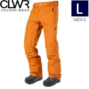 ☆ 19-20 CLWR TILT PNT カラー:ADOBE Lサイズ カラーウェア COLOUR WEAR フリースキー スノーボード ウェア メンズパンツ PANT|off-1