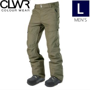 ☆ 19-20 CLWR TILT PNT カラー:MUD Lサイズ カラーウェア COLOUR WEAR フリースキー スノーボード ウェア メンズパンツ PANT|off-1