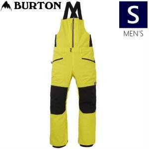 ◆Sサイズ 20-21 BURTON MENS RESERVE BIB PNT LIMEADE バートン メンズ スノーボードウェア ビブパンツ オーバーオール|off-1