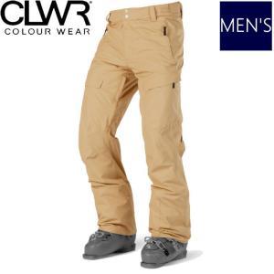 ☆メンズ 20 CLWR TILT PNT カラー:SAND ウェアカラー メンズパンツ チルトパンツ シンプル スノーボード スキーウェア COLOUR WEAR PANT 日本正規品|off-1