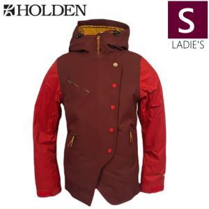 ◇ HOLDEN Rydell JKT カラー:PORT ROYALE CHILI PEPPER Sサイズ ホールデン スキー スノーボード レディースウェア ジャケット off-1