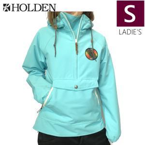 ◇ HOLDEN Harmony Pullover JKT カラー:AQUARELLE Sサイズ ホールデン スキー スノーボード レディースウェア ジャケット off-1