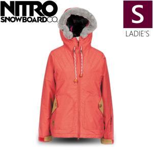 ★ 18-19 NITRO CIRQUE JKT カラー:Siren Chino Sサイズ ナイトロ スキー スノーボード レディースウェア ジャケット off-1