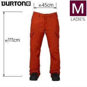 ●レディース[Mサイズ] BURTON FLY PNT カラー:PICANTE バートンのスキースノーボードウェア 中綿入りで暖かいフライパンツ インサレーション入り|off-1