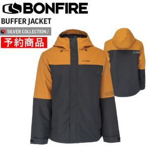 【早期予約商品】21-22 BONFIRE BUFFER JACKET ボンファイヤー スノーボードウェア メンズ  ジャケット JKT 日本正規品 off-1