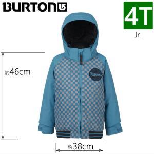 ◎キッズ ジュニア[4Tサイズ]18 BURTON BOYS MS GAME DAY BOMBER JKT カラー:Mountaineer Speed Check Mountaineer バートン スノーボードウェア 型落ち|off-1