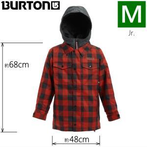 ★Mサイズ 19 BURTON BOYS UPROAR JKT カラー:BITTERS BUFFALO PLAID バートン キッズ ジュニア スノーボードウェア ジャケット ジャケット|off-1