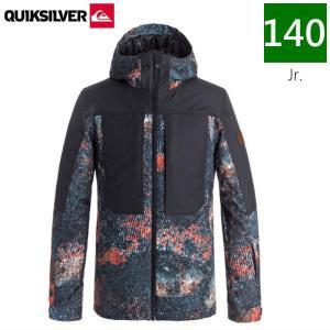 ◎キッズ ジュニア[140サイズ]18 QUIKSILVER TR AMBITION YOUTH JKT カラー:NMS9 EQBTJ03054 クイックシルバー スノーボードウェア 子ども用 ジャケット JACKET|off-1