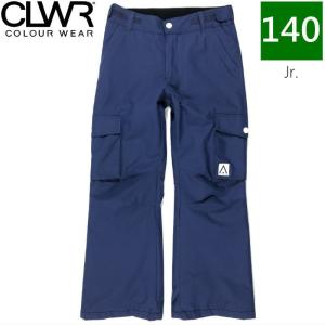 ★キッズ ジュニア[140サイズ]19 CLWR TROOPER PNT カラー:Midnight BLUE カラーウェア キッズ ジュニア スキー スノーボードウェア 子供 JACKET   COLOUR WEAR|off-1
