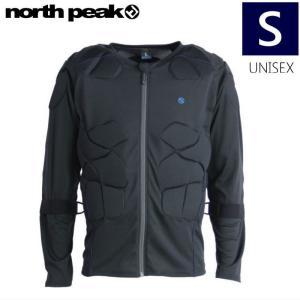 ◎[Sサイズ]18 NORTH PEAK UNISEX BODY PROTECTOR カラー:BKxNV ノースピークのボディプロテクター 体を衝撃から守る  スキースノーボード用 正規品|off-1