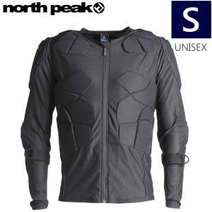 ★[Sサイズ]NORTH PEAK UNISEX BODY PROTECTOR NP-1147 カラー:BK NV ノースピーク ボディープロテクター 男女兼用モデル|off-1