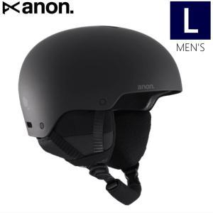 ☆メンズ[Lサイズ]20 ANON RAIDER 3 ASIAN FIT カラー:BLACK バートン アノン ヘルメット ライダー プロテクター スキー スノーボード アジアンフィット|off-1
