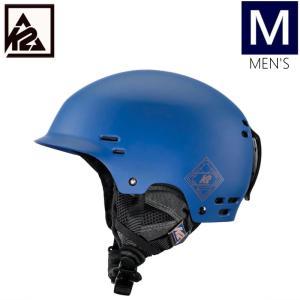 K2 THRIVE カラー MIDNIGHTBLUE ケーツー スライヴ メンズ 大人用 スキー スノーボード 自転車 ヘルメット 型落ち プロテクター Mサイズ|off-1