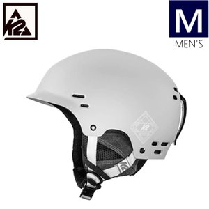K2 THRIVE カラー GRAY ケーツー スライヴ メンズ 大人用 スキー スノーボード 自転車 ヘルメット 型落ち プロテクター Mサイズ|off-1