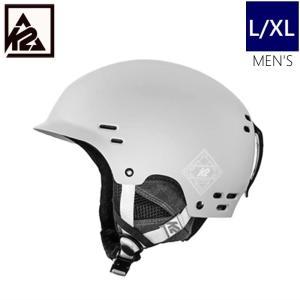 K2 THRIVE カラー GRAY ケーツー スライヴ メンズ 大人用 スキー スノーボード 自転車 ヘルメット 型落ち プロテクター L/XLサイズ|off-1