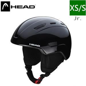 HEAD MOJO カラー BLACK ヘッド キッズジュニア 子供用 スキー スノーボード ヘルメット 型落ち プロテクター S/XSサイズ|off-1