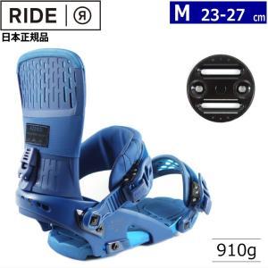 〇[Mサイズ]RIDE RODEO カラー:BLUE ライド ロデオ スノーボードビンディング バインディング 型落ち 日本正規品|off-1