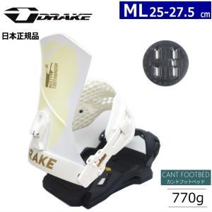 20-21 DRAKE SUPER SPORT カラー:RUSTY M/Lサイズ メンズ スノーボード バインディング ビンディング ドレイク スーパースポーツ 日本正規品|off-1