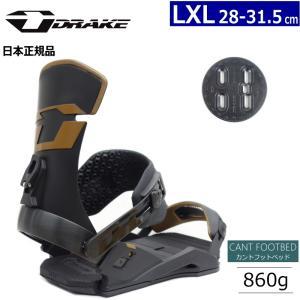20-21 DRAKE RELOAD カラー:BLACK L/XLサイズ メンズ スノーボード バインディング ビンディング ドレイク リロード 日本正規品|off-1