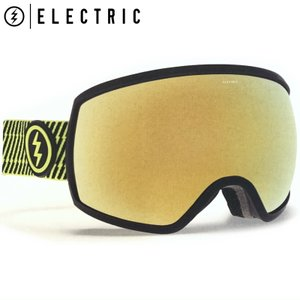 18-19 ELECTRIC EGG VOLT STRIPE GREY GOLD CHROME JP エレクトリック スキー スノーボード ゴーグル 日本正規品|off-1