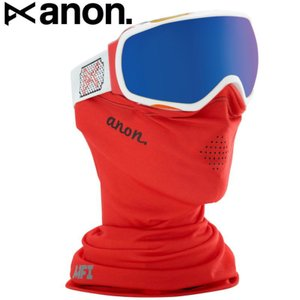 19-20 ANON TEMPEST MFI GOGGLE ASIAN FIT WHITE ROSE SONAR BLUE アノン スキー スノーボード ゴーグル 日本正規品|off-1