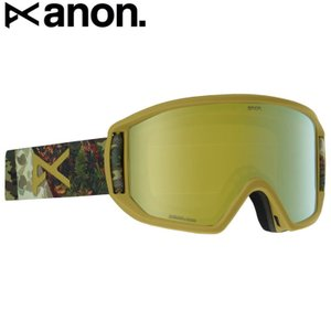 19-20 ANON RELAPSE GOGGLE ASIAN FIT CAMO SONAR BRONZE アノン スキー スノーボード ゴーグル 日本正規品|off-1