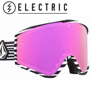 19-20 ELECTRIC KLEVELAND VOLCOM CO - LAB BROSE PINK CHROME CONTRAST エレクトリック スキー スノーボード ゴーグル 日本正規品|off-1