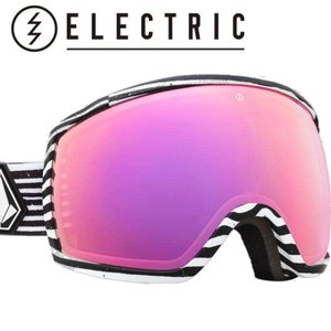 19-20 ELECTRIC EGG VOLCOM CO - LAB BROSE PINK CHROME  CONTRAST エレクトリック スキー スノーボード ゴーグル 日本正規品|off-1