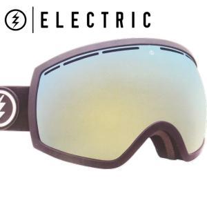 19-20 ELECTRIC EG2 MATTE BLACK GREY GOLD CHROME JP エレクトリック スキー スノーボード ゴーグル 日本正規品|off-1