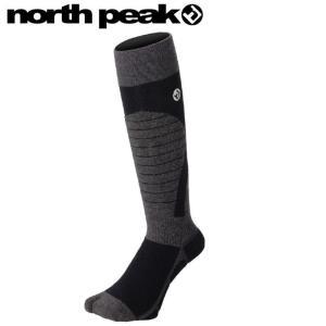 ●[23-25cm]NORTH PEAK BOARDERS TABI SOCKS MP-594 カラー:BK ノースピーク足袋タビたび靴下ソックスメンズレディースユニセックス|off-1