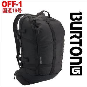 【ラス1】○30L/BURTON Splitboard Pack [30L]/True Black バートンのバックパック スプリットボード専用 バックカントリー型落ち 旧モデル|off-1