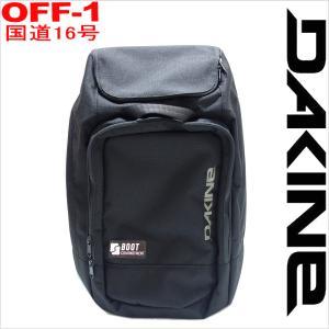 ◎[50L]18 DAKINE BOOT PACK カラー:BLK ダカインのブーツパック バック ブーツの持ち運びに便利スキースノーボードブーツ型落ち 旧モデル|off-1