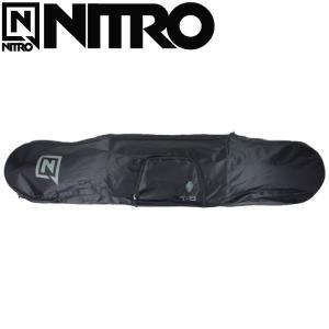 ☆[165cm]20 NITRO SUB カラー:JET BLACK ナイトロ スノーボード ボードバッグ ボードケース 日本正規品|off-1