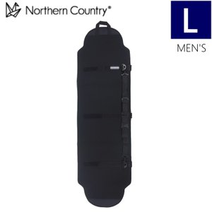 ■[L 149-160cm] northern country SOULCOVER NA-9725 カラー:BK ノーザンカントリー スノーボード スキー ボードバッグ 日本正規品|off-1