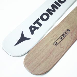 ☆[160cm/85mm幅]20 ATOMIC PUNX 5 アトミック スキー 柔らかいフリースタイル系ツインチップスキー グラトリ パークライディング にオススメ 板単体 日本正規品|off-1|03