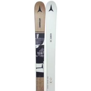 ☆[160cm/85mm幅]20 ATOMIC PUNX 5 アトミック スキー 柔らかいフリースタイル系ツインチップスキー グラトリ パークライディング にオススメ 板単体 日本正規品|off-1|05