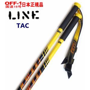 ◎[100cm]17 LINE TAC スキーポール ストック ski pole ライン  型落ち 旧モデル|off-1
