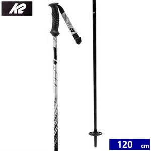 スキー ストック K2 STYLE COMPOSITE カラー:BLACK 120cm ケーツー スタイルコンポジット スキーポール|off-1