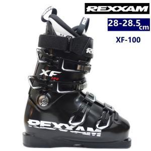 ★[28-28.5cm]REXXAM XF-100 カラー:BLACK 日本人向け国産スキーブーツブランドのレグザム オールラウンド 2018-2019モデル【日本正規品】|off-1