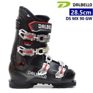 ★[28.5cm]19 DALBELLO DS MX 90 GW カラー:BLACK シンプルなデザインで歩きやすいグリップウォーク採用のスキーブーツ! ダルベロ フリースキー|off-1