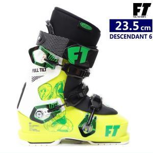 ●[23.5cm]FULL TILT DESCENDANT 6 足入れしやすいフルチルトの3ピーススキーブーツ 日本正規品(保証書・店印有)【型落ち 旧モデル】|off-1