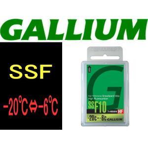 ■GALLIUM/SSF10 フッ素 ワックス ガリウム 滑走|off-1
