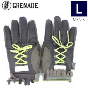 【ラス1】◇Ms-L/GRENADE DK GLOVE/BLACK スキー スノーボード グローブ 手袋 メンズ グレネード型落ち 旧モデル|off-1