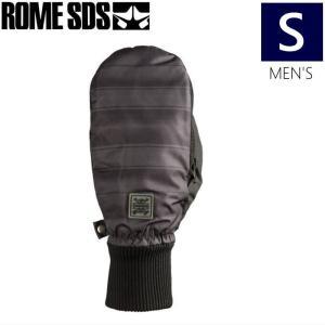 【ラス1】●メンズ[Sサイズ] ROME AUTHENTIC MITTEN/BLANKET 北米で大人気のスノーボードブランド ローム のメンズミトングローブ スキースノーボード用の手袋♪|off-1