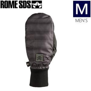 ●メンズ[Mサイズ] ROME AUTHENTIC MITTEN/BLANKET 北米で大人気のスノーボードブランド ローム のメンズミトングローブ スキースノーボード用の手袋♪ off-1