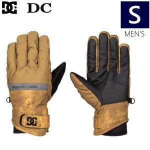 ●メンズ[Sサイズ] DC MIZU GLOVE/CNE0 ディーシースキースノーボードメンズグローブ タッチパネル Thinsulate 手袋【EDYHN03016】 off-1