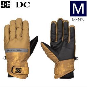 ●メンズ[Mサイズ] DC MIZU GLOVE/CNE0 ディーシースキースノーボードメンズグローブ タッチパネル Thinsulate 手袋【EDYHN03016】 off-1