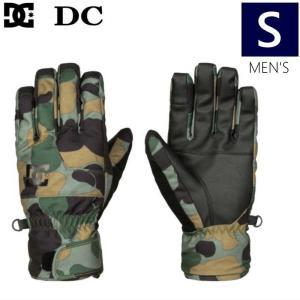 【ラス1】●メンズ[Sサイズ] DC SEGER GLOVE/GPH6 ディーシースキースノーボードメンズグローブ スクリーンタッチ可能 シンプル手袋  EDYHN03017 off-1