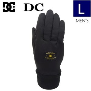 ◎メンズ[Lサイズ]18 DC SHELTER LINER カラー:KVJ0 ディーシー シェルターライナー スキー スノーボード用グローブ 男性用手袋|off-1